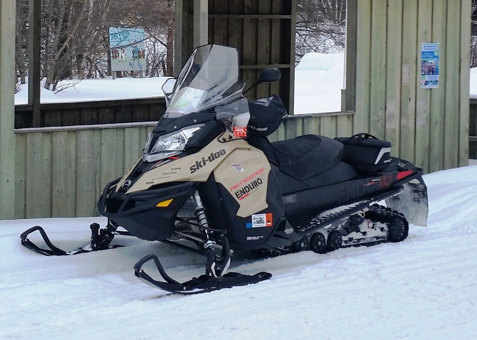 2016 Ski Doo Renegade Enduro 900ace Snowmobiles For Sale