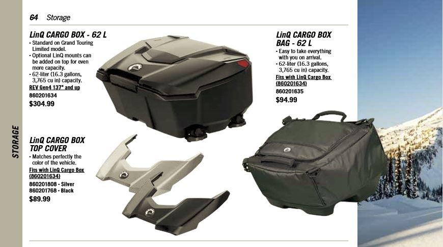 SkiDoo Saddlebag Setups - General Discussion - QuébecRider com